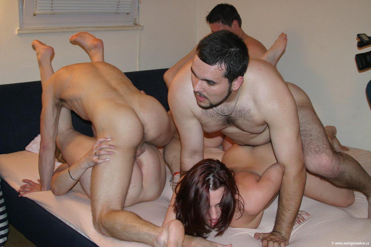 Смотреть онлайн порно чешские свингер вечеринки 16 фотография