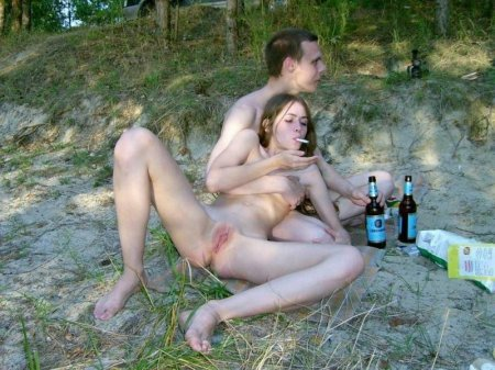ukrayna public naked grill