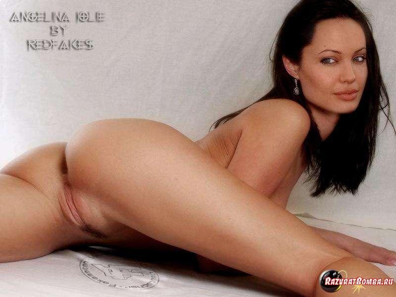 Голая порно анжелина джоли