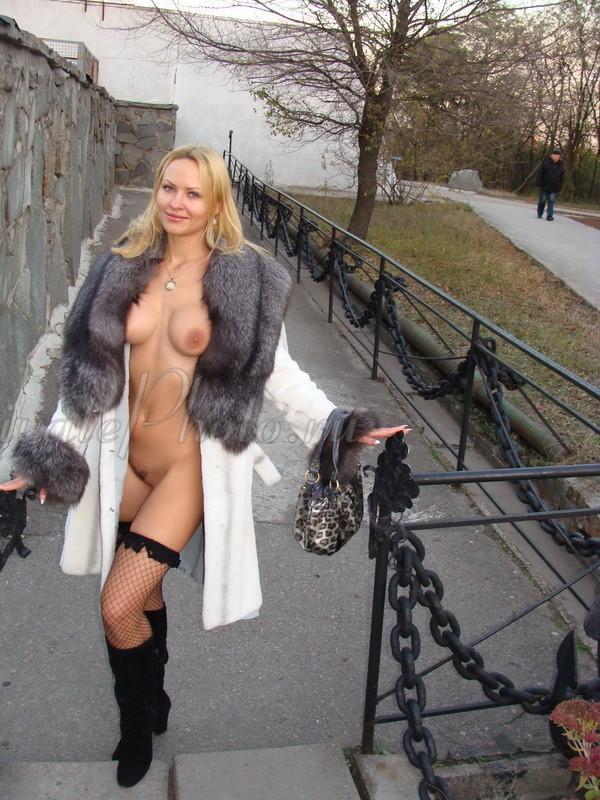 Фото украинских эксгибиционистов