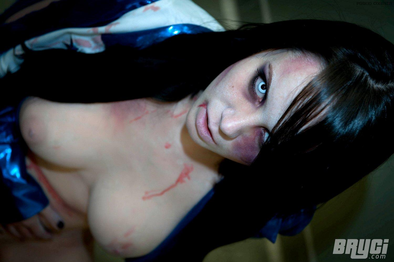 Фото голых девушек зомби 9 фотография
