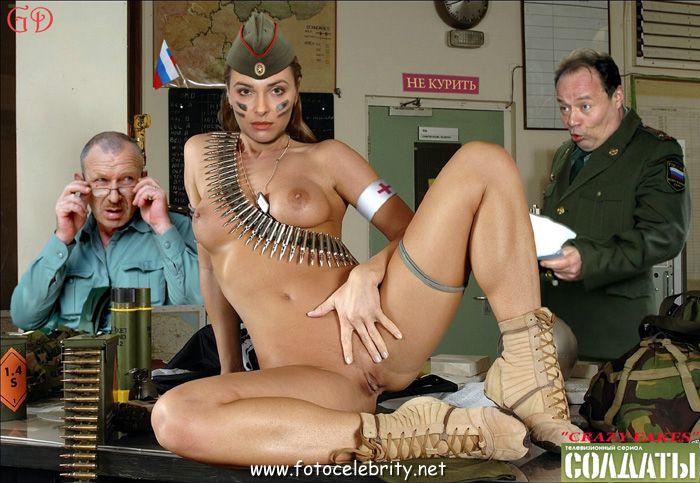 Порно из сириала солдаты