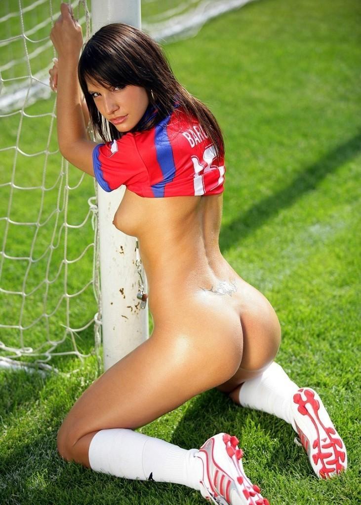 женский эротик футбол
