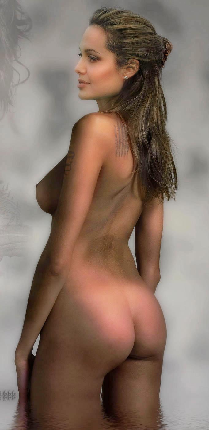 Анжелина джоли голая пизда попка порно 14