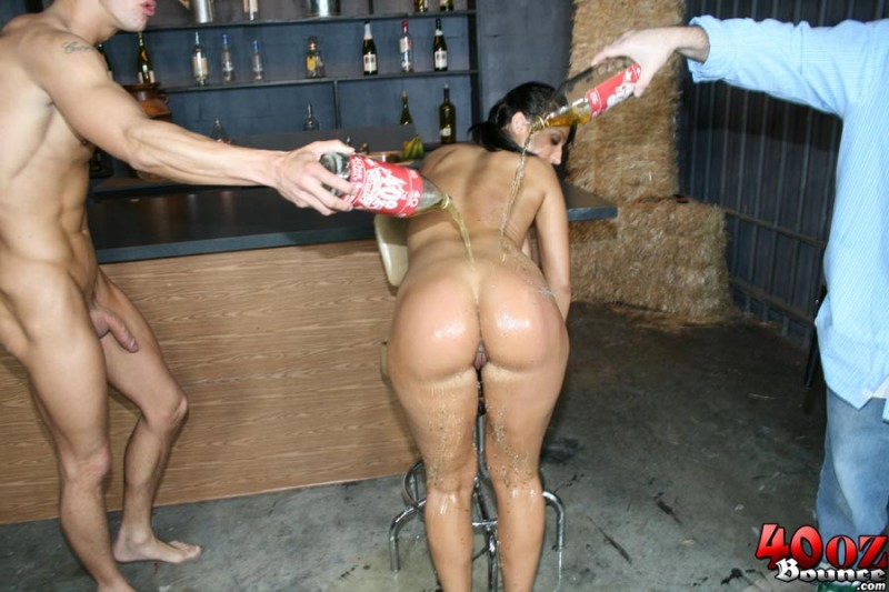 Чешский секс с барменшой 6 фотография