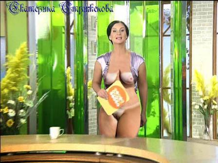 русские голые телеведущие фото