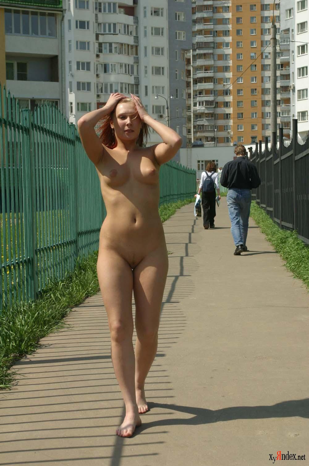 Порно бабы на улице