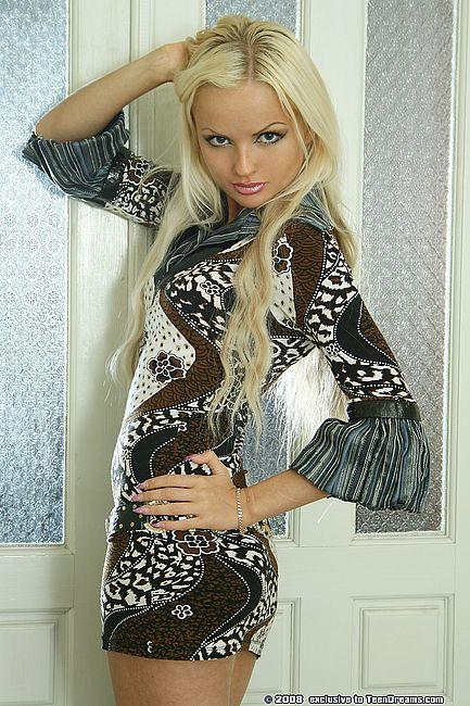 Грудь Нулевка У Красивой Блондинки (Фото)