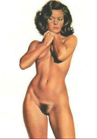 Самые красивые голые девушки мультяшные картинки