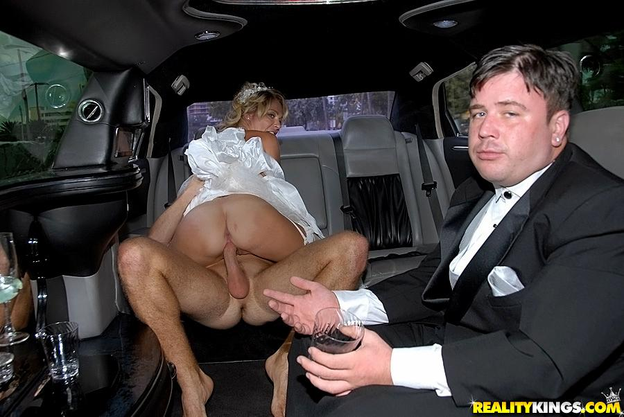Невесту украли секс