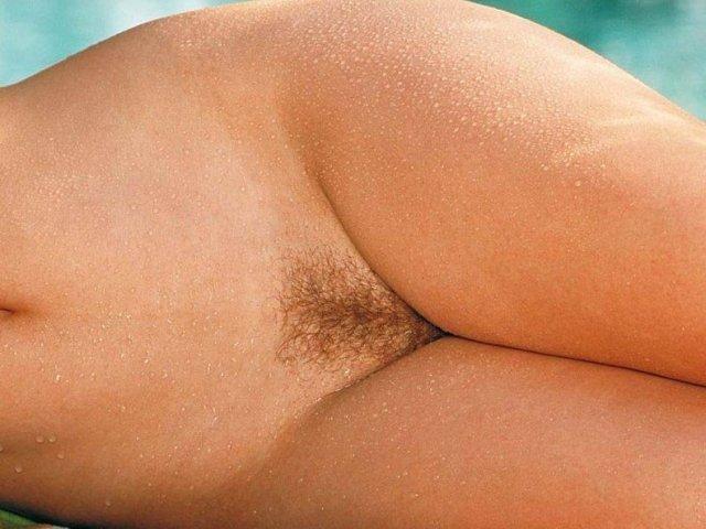 Красивые лысые женские лобки