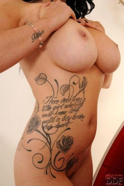 big tits naked anime girls
