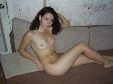 Марина любит фотографироваться голой (ФОТО)