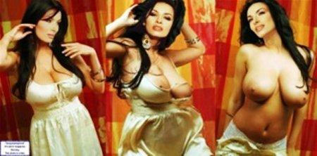 Порно фото Нади Грановской-Мейхер попали в сеть