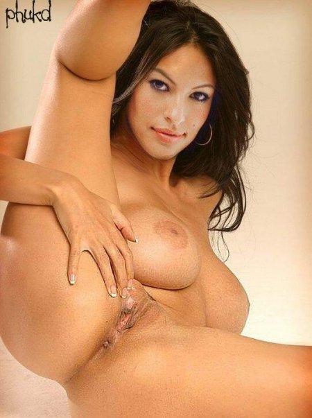 Порно фото с eva mendes