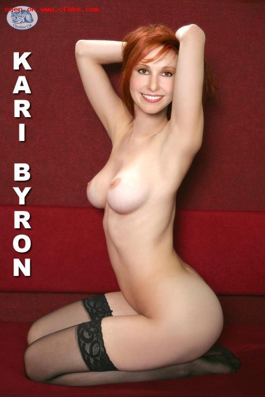 Порно фото Кери Байрон (Keri Bairon) -24.