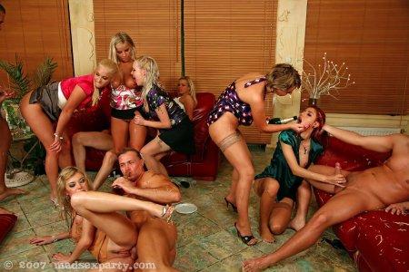 Закрытые вечеринки порно сеть