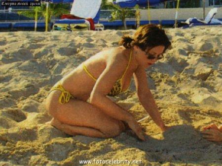 Украденные порно фото Анжелики Варум в интернете!