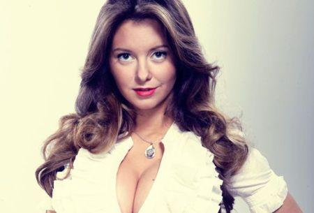 Наталья костенева показала сиськи