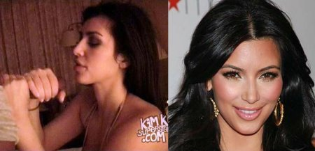 Kim Kardashian порно звезда (ВИДЕО)