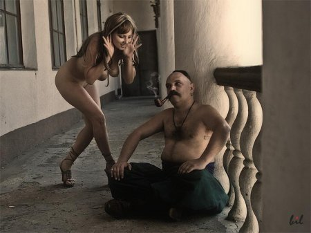 Горячая эротика в лицах (ФОТО)