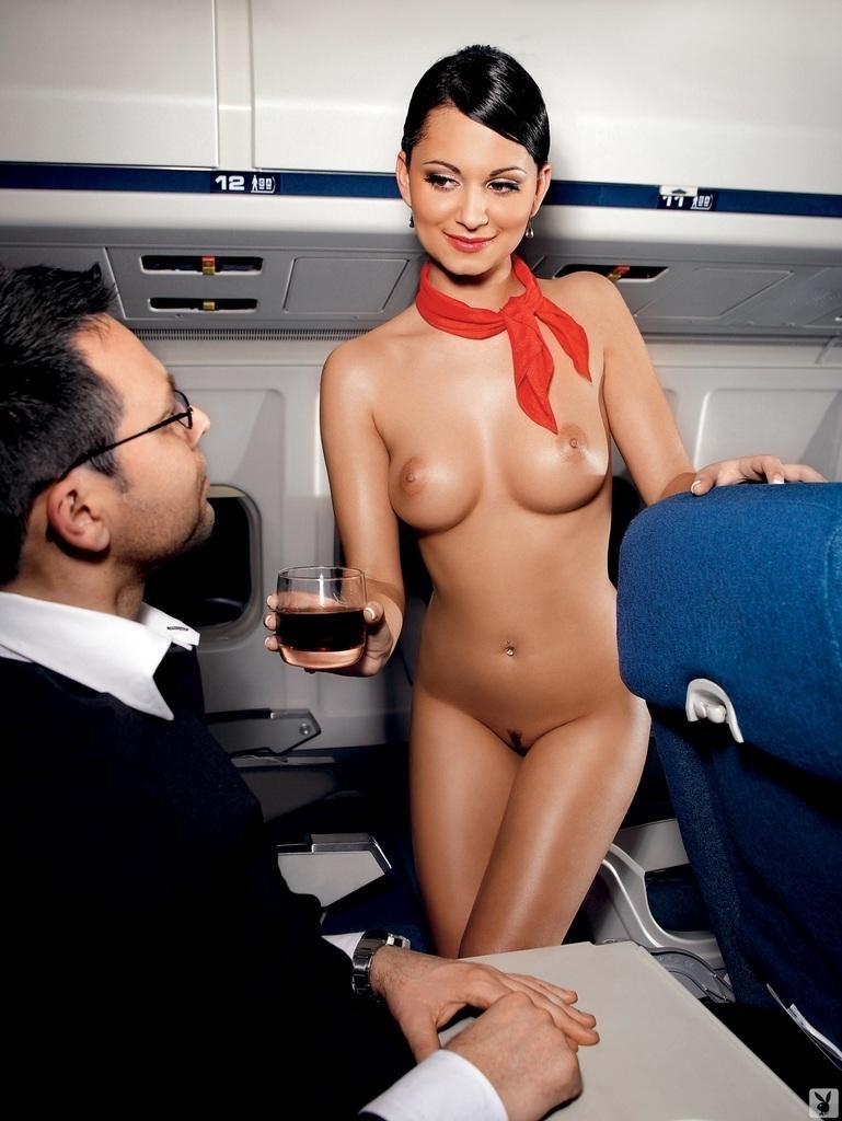 Эротический фильм стюардессы