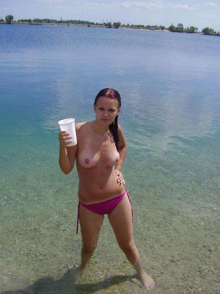 Снял чужую жену во время отдыха на море (ФОТО)
