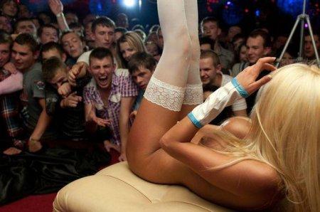 Танцовщица Катя из ночного клуба (РАССКАЗ)