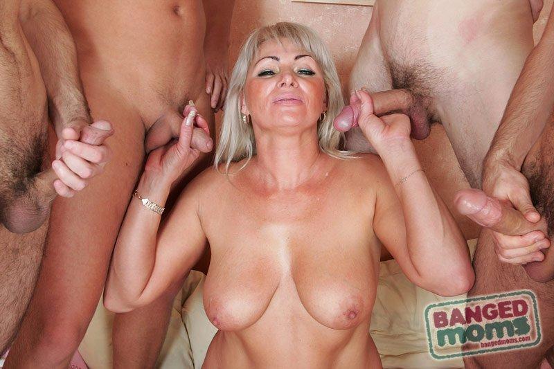 Трах мамы с сыном и друзьями русские фото 738-21