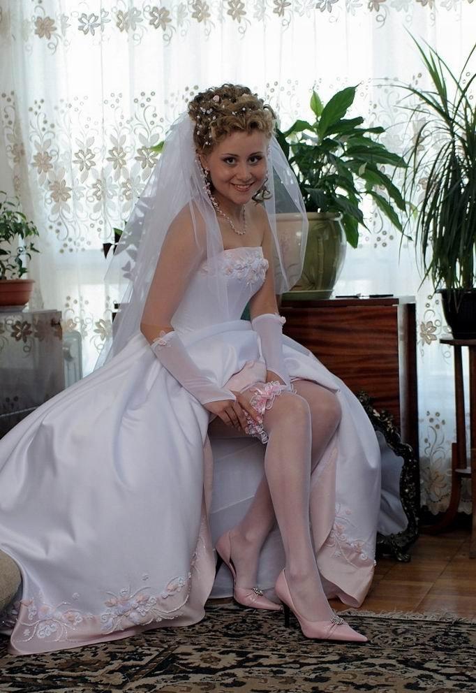 Подсмотренный секс невест — photo 1