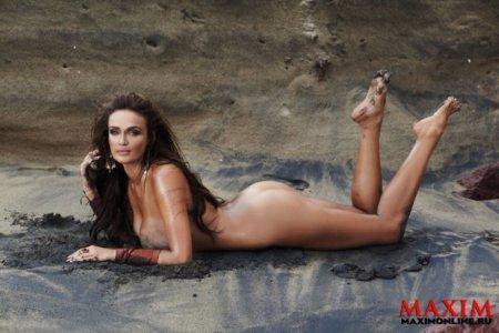 Алена Водонаева показывает свое тело (ФОТО)