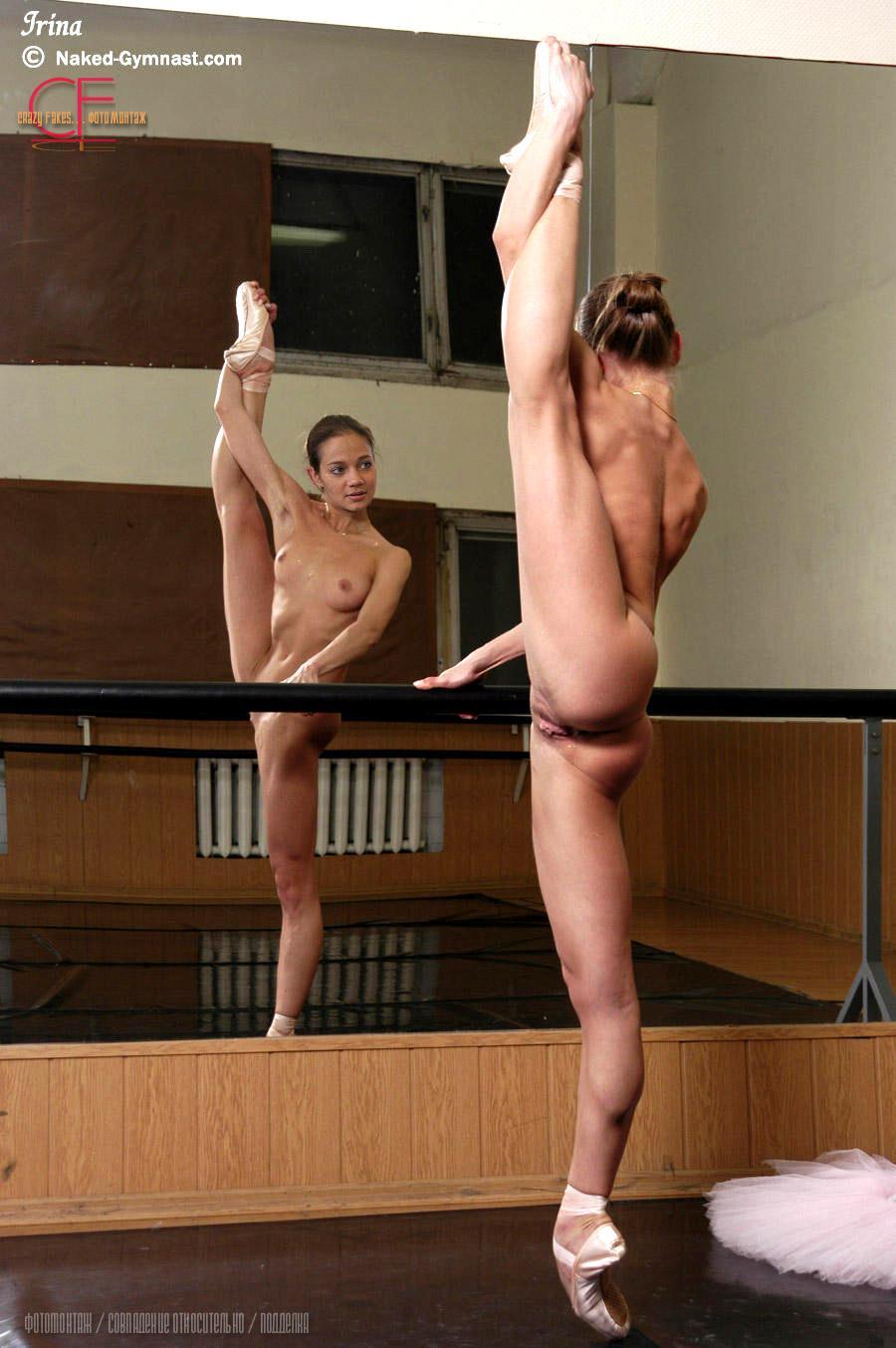Секс голого тренера и голой пловчихи