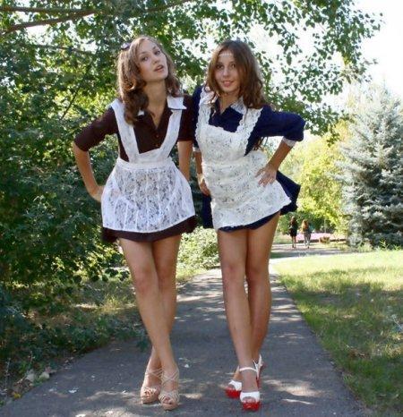 Выпускницы украины порно