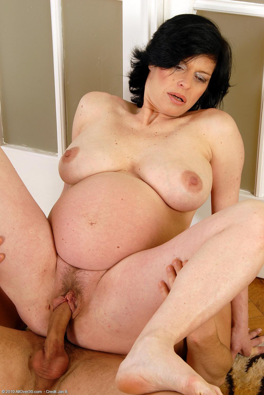 Секс беременной мама и сынок 4 фотография