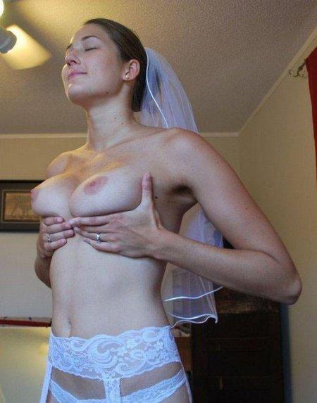 Невесты до и во время брачной ночи (ФОТО)