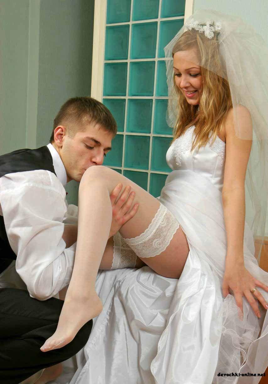 Секс с друшкой невесты