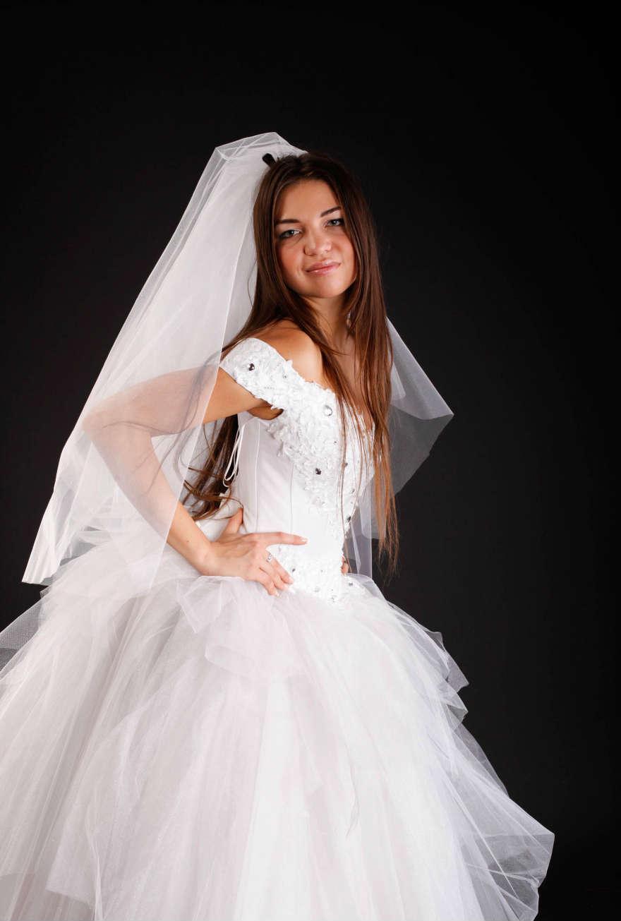 Рыжая невеста трахается 5 фотография