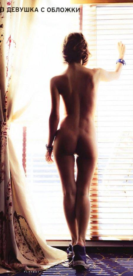 Анна Завальская показала что у нее между ног (ФОТО)