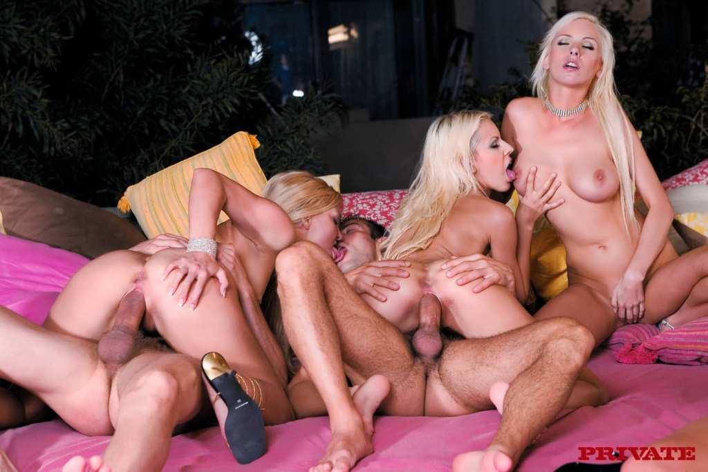 10 групповое порно 1