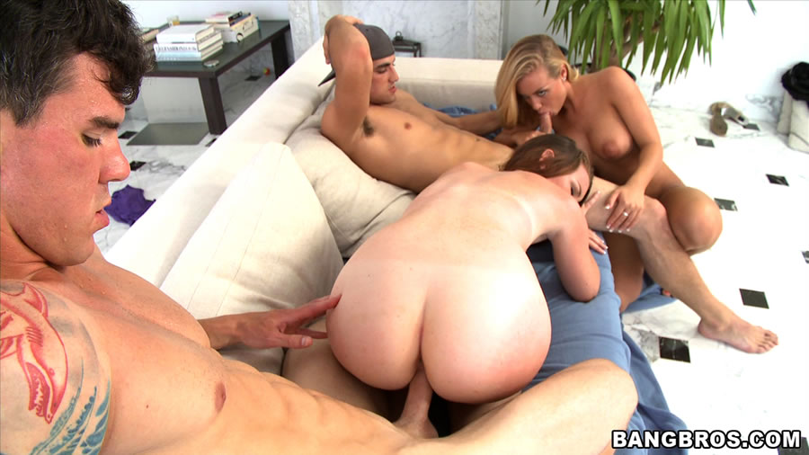 Real husband wife threesome clips