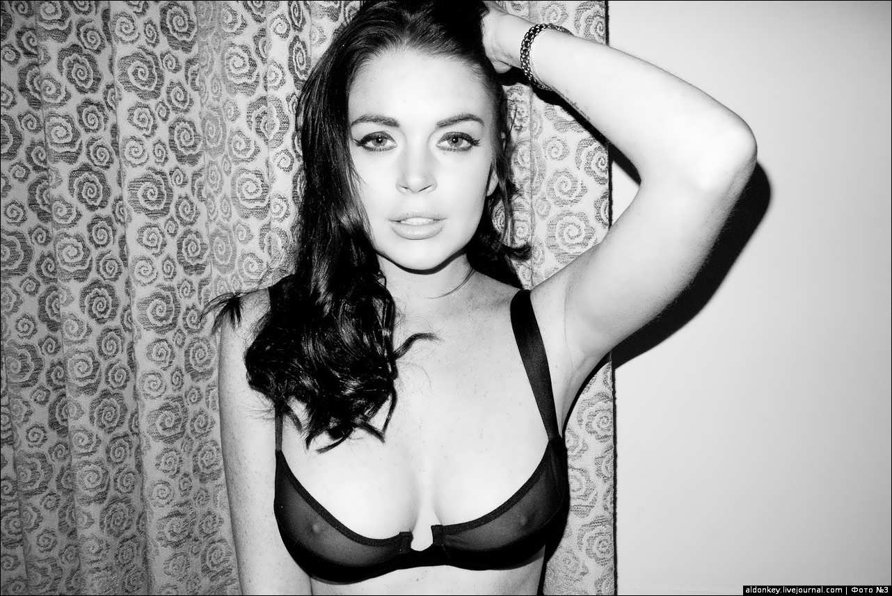 Актриса линдсей лохан в порно