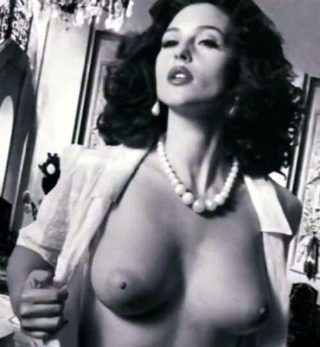 Моники беллучи снималась в порно