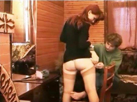 Рыжая тётя совратила племянника в ванной фото 55-629