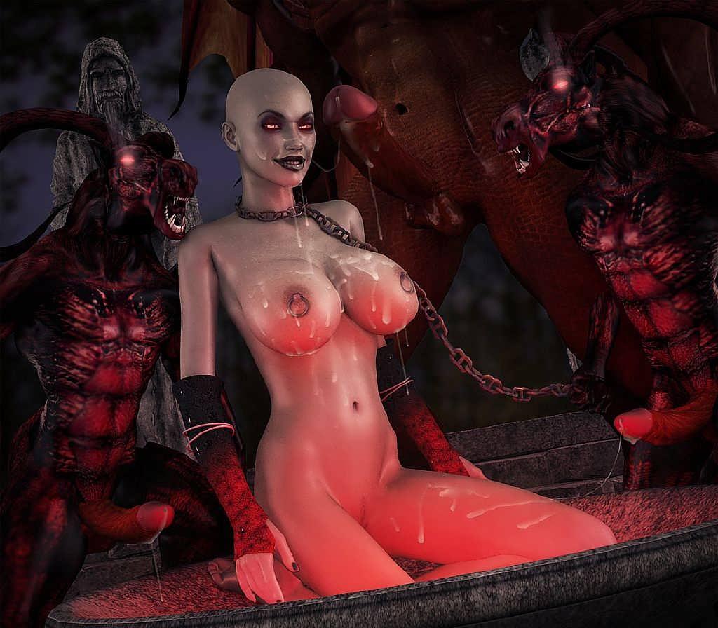 смотреть порно онлайн с вампирами