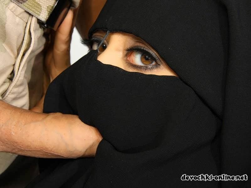 порно мусульманки покрывало