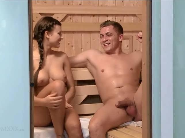 Видео с порно в бане взрослое