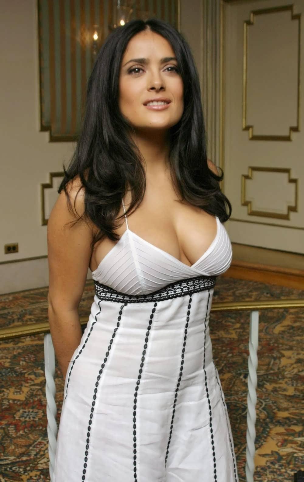 Salma Hayek порно актриса