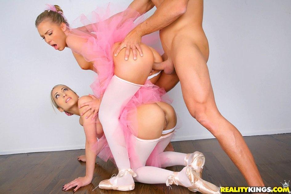 балерины смотреть порно фото