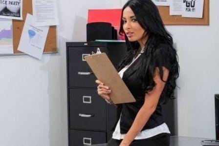 Порно кастинг на вакансию менеджера по продажам (HD ВИДЕО)
