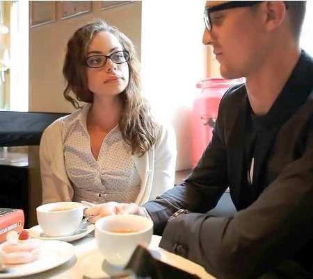 Пикап юной и очень красивой аспирантки (HD ВИДЕО)
